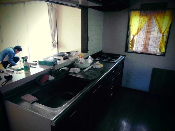 キッチン全面改修工事