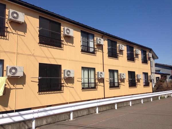 アパート外壁塗装